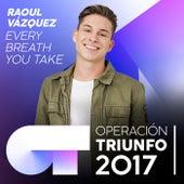 Every Breath You Take (Operación Triunfo 2017) von Raoul Vázquez