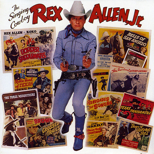 The Singing Cowboy by Rex Allen, Jr.