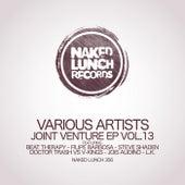 Joint Venture EP, Vol. 13 - Single von Various Artists