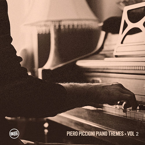 Piero Piccioni Piano Themes, Vol.2 by Piero Piccioni