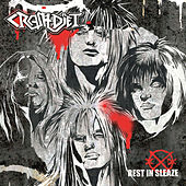 Rest In Sleaze by Crashdiet