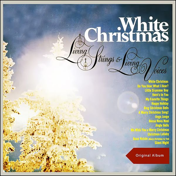 white christmas original album by living strings napster - Who Wrote The Song White Christmas
