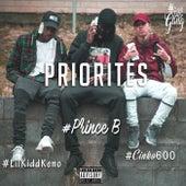 Priorities de #PrinceB