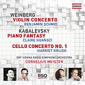 Russian Concertos by Various Artists