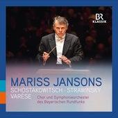 Varèse: Amériques - Stravinsky: Symphony of Psalms - Shostakovich: Symphony No. 6 (Live) von Various Artists