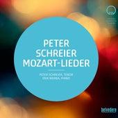 Mozart-Lieder (Live) von Peter Schreier