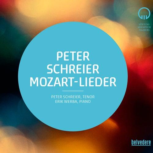Mozart-Lieder (Live) by Peter Schreier