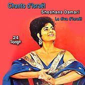 Chants D'istraël (24 Songs) de Shoshana Damari
