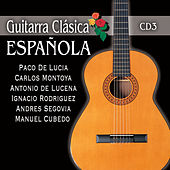 Spanish Classical Guitar, Vol. 3 by Various Artists