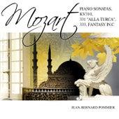 Mozart Piano Sonatas de Jean-Bernard Pommier