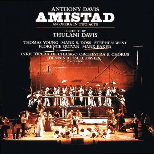Anthony Davis: Amistad by Anthony Davis