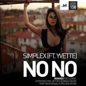 No No Remixes by Yvette