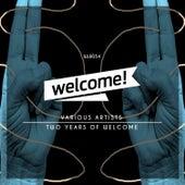 Two Year Of Welcome van Various