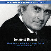 The Leygraf Archives, Vol. 1: Brahms — Piano Concerto No. 1 in D Minor by Hans Leygraf