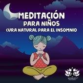 Meditación para Niños - Cura Natural para el Insomnio, Terapia de Sonido Zen, Dulce Sueños de Meditación Música Ambiente