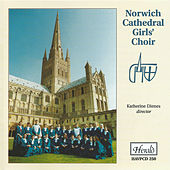 Norwich Cathedral Girls' Choir by Katherine Dienes