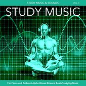 Study Music for Focus and Ambient Alpha Waves Binaural Beats Studying Music, Vol. 4 by Study Music