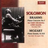 Solomon plays Brahms & Mozart - 1956 by Various Artists