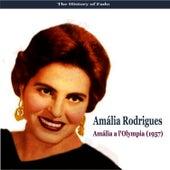 The Music of Portugal / Amália a l'Olympia (1957) de Amalia Rodrigues