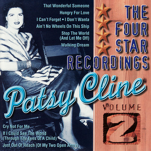The Four Star Recordings, Vol. 2 by Patsy Cline