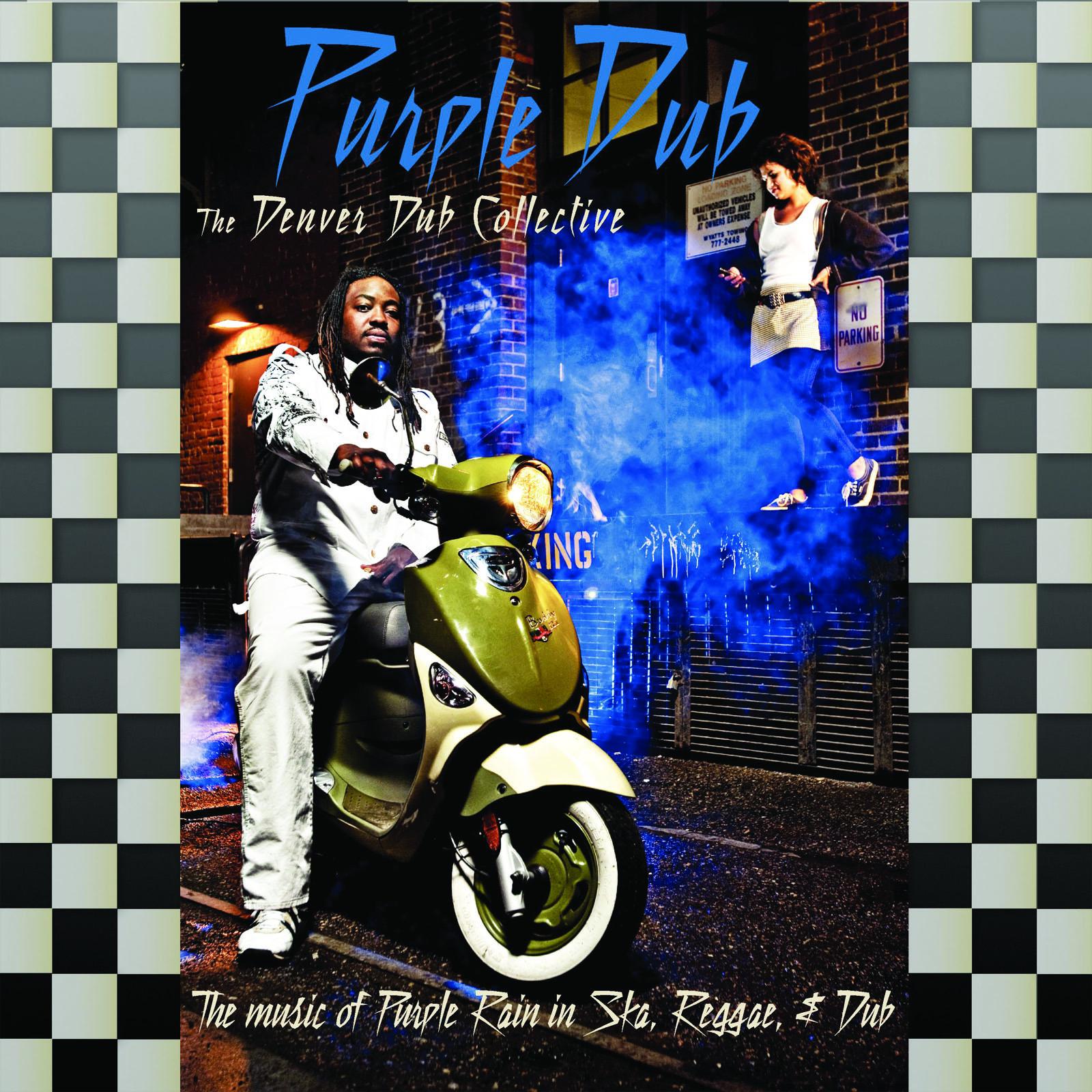 Purple Dub by Denver Dub Collective