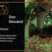 Mozart: Don Giovanni by Nicolai Ghiaurov