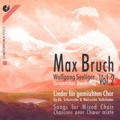 BRUCH, M.:Songs for Mixed Choir, Vol. 2 (Darmstadt Concert Choir, Seeliger) by Wolfgang Seeliger