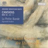 BACH, J.S.: Cantatas, Vol.  6 (Kuijken) - BWV 1, 18, 23 von Jan van der Crabben