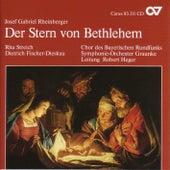 RHEINBERGER, J.G.: Sacred Music, Vol. 1 (Bavarian Radio Chorus, Heger) von Dietrich Fischer-Dieskau