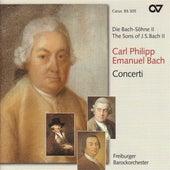 BACH, C.P.E.: Sons of J.S. Bach (The), Vol. 2 - Concertos von Various Artists