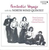 Wind Quintet Arrangements - MOZART, W.A. / GERSHWIN, G. / BACH, J.S. / STRAVINSKY, I. / MACDOWELL, E. / RIMSKY-KORSAKOV, N.A. (North Wind Quintet) by North Wind Quintet