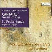 BACH, J.S.: Cantatas, Vol.  2 (Kuijken) - BWV 93, 135, 177 von Christoph Genz