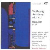 MOZART, W.A.: Requiem in D minor (Bernius) by Michael Volle