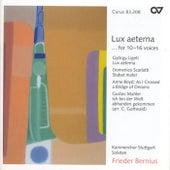 SCARLATTI, D.: Stabat Mater / LIGETI, G.: Lux aeterna / BOYD, A.: As I Crossed a Bridge of Dreams (Stuttgart Chamber Choir, Bernius) by Frieder Bernius