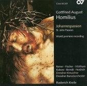 HOMILIUS, G.A.: St. John Passion (Dresden Chamber Choir, Kreile) by Jan Kobow