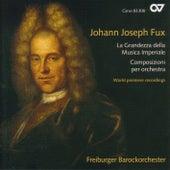 FUX, J.: Overture in D major / Le dolcezze, e l'amerezze della notte / Intrada in C major / Suite in C major (Goltz, Freiburg Baroque Orchestra) by Gottfried von der Goltz
