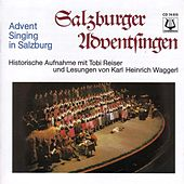 ADVENT SINGING IN SALZBURG (Herbergsuche Gruppe) by Various Artists