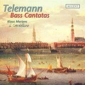 TELEMANN, G.P.: Bass Cantatas - TWV 1:529, 1:350, 1:928, 1:1724 (Mertens) by Various Artists