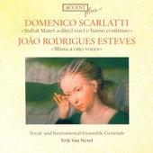 SCARLATTI, D.: Stabat Mater / ESTEVES, J.R.: Mass (Currende Vocal Ensemble, Nevel) by Erik van Nevel