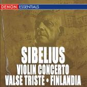 Sibelius: Violin Concerto - Valse Triste - Finlandia by Various Artists