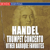 Baroque Trumpet Favorites by Various Artists