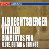 Albrechtsberger: Guitar & Flute Concerto - Vivaldi: Guitar Concertos de Various Artists