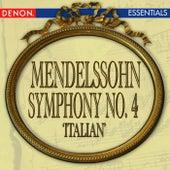 Mendelssohn: Symphony No. 4 'Italian' by Moscow RTV Symphony Orchestra
