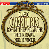 Classic Overtures Volume 4 by Various Artists