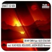 On My Own (feat. Alex Staltari) by Snatt