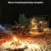 Warm Crackling Holiday Campfire by Fire Sounds