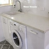 Soothing Washing Machine Brown Noise Long Loop by Water Sounds