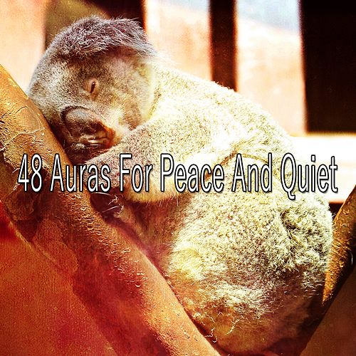 48 Auras For Peace And Quiet by White Noise For Baby Sleep