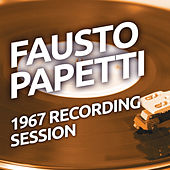 Fausto Papetti - 1967 Recording Session by Fausto Papetti