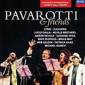 Pavarotti & Friends de Various Artists